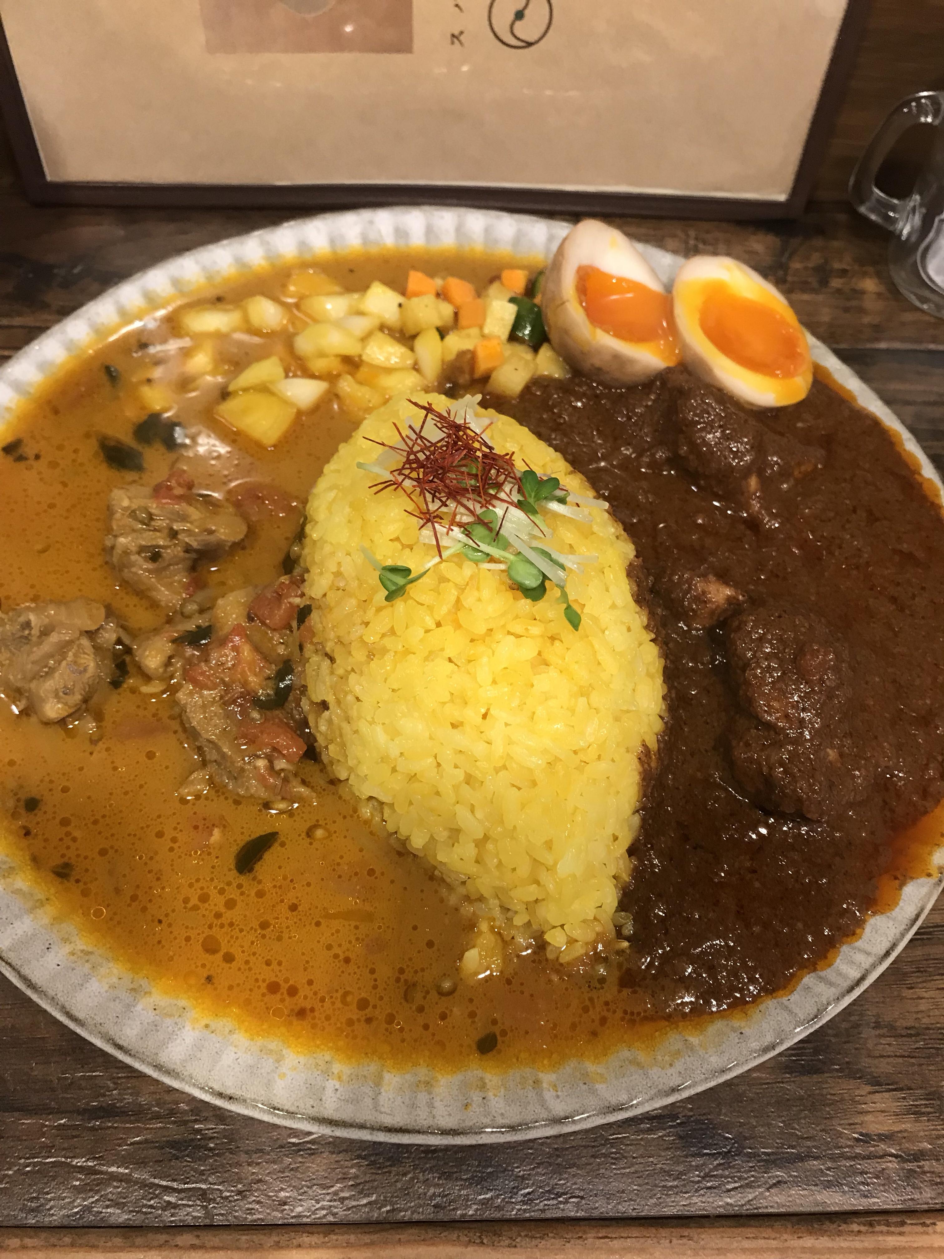 本町 スパイス食堂ニッキ