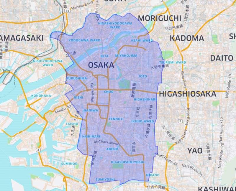 フードデリバリーアプリ「Uber Eats(ウーバーイーツ)」10月30日(火)より東淀川区、鶴見区、旭区、東住吉区、平野区でもサービス開始。期間限定プロモコードで配送料無料