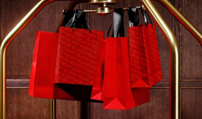 H&M、ブラックフライデーセール 店舗にて最大60%OFF!