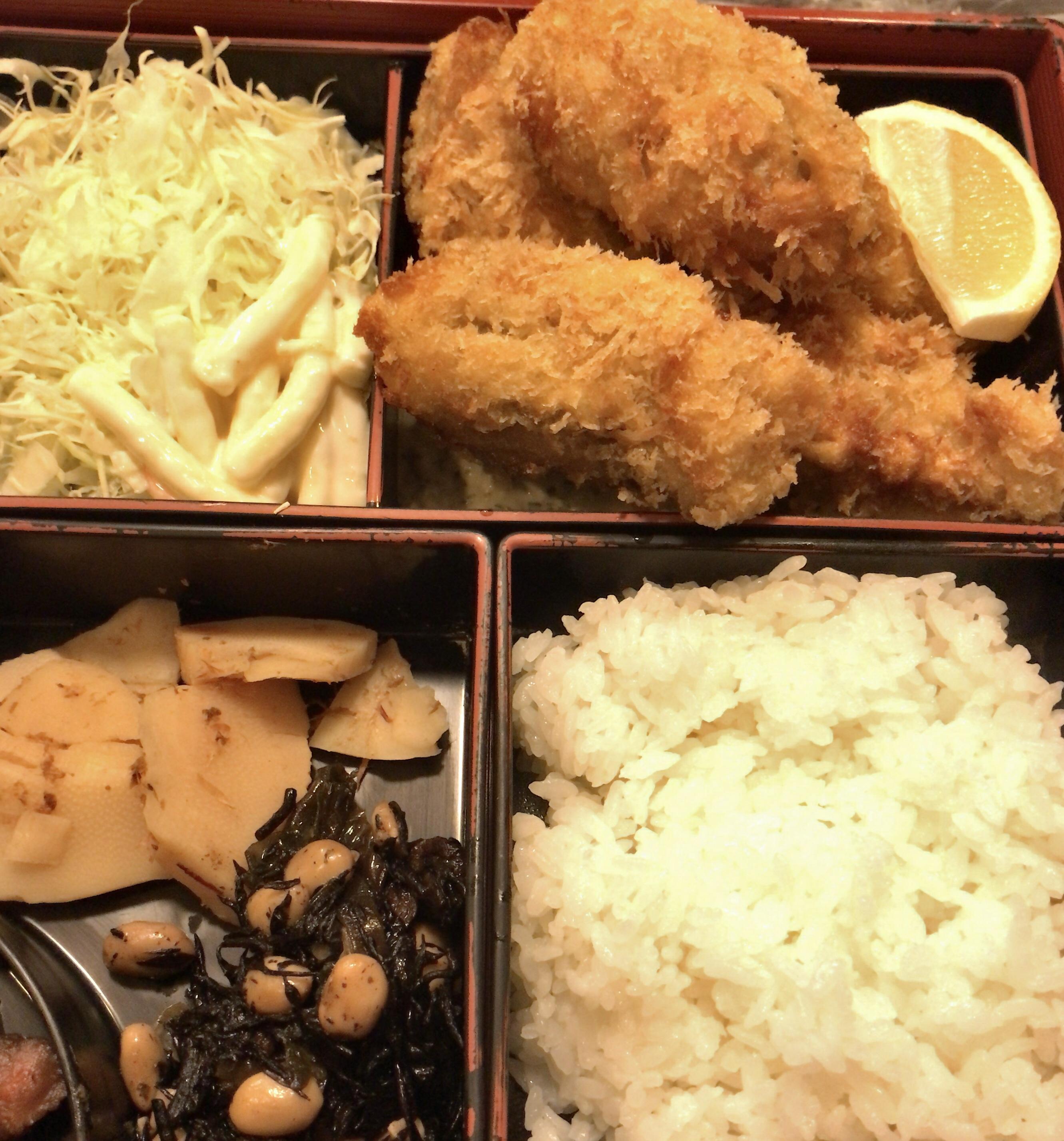 大阪最強のカキフライ 北新地 酒菜 竹井