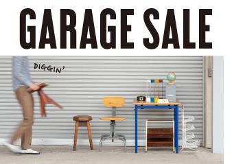 東京 DELFONICS(デルフォニックス)初のガレージセール ヴィンテージアイテムの掘り出し市「GARAGE SALE @six factory」開催5月24日-26日