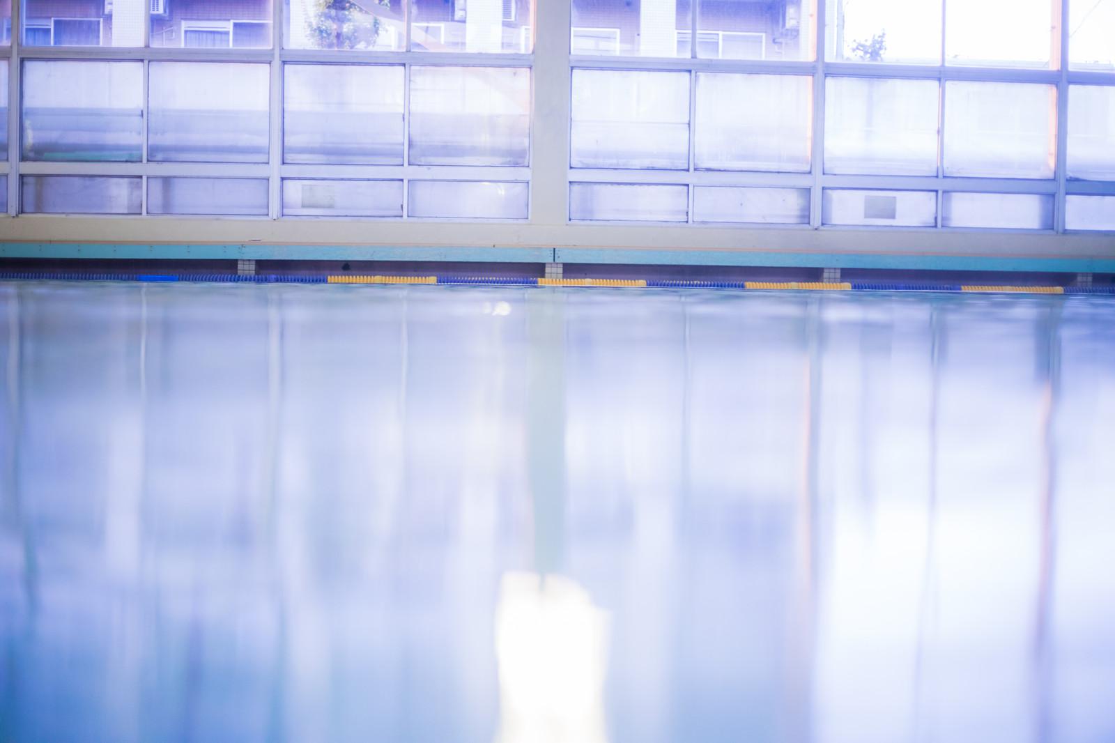 大阪のトレーニング用室内プールまとめ